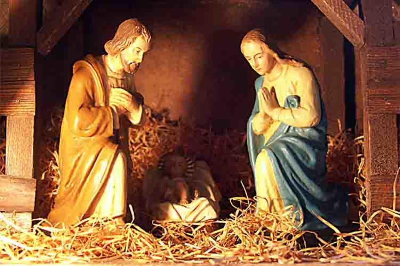 Presepe nelle Chiesa di San Francesco D'Assisi - Trapani Oggi