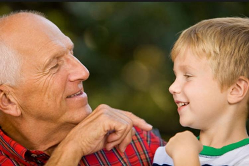 Trapani.  The Diocese participates in the social campaign for World Grandparents' Day thumbnail