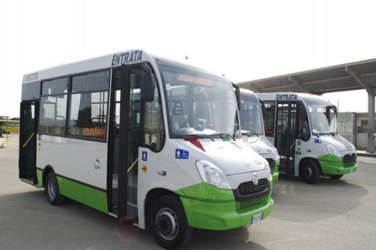 Controllori dei bus assenteisti Quattro denunce a Trapani