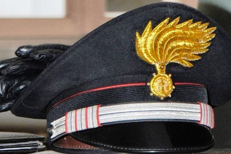 Carabiniere ferito da un colpo darma da fuoco alle spalle