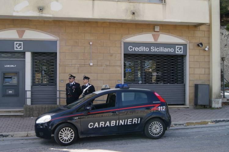 Trapani: rapine in banca, arrestati tre palermitani