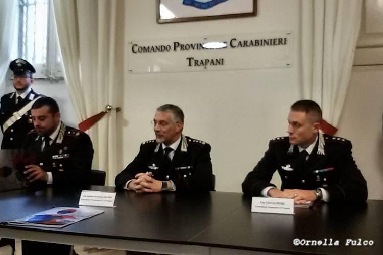 Catanzaro, presentato calendario storico Carabinieri: Comandante provinciale Pecci: siamo patrimonio del cittadino