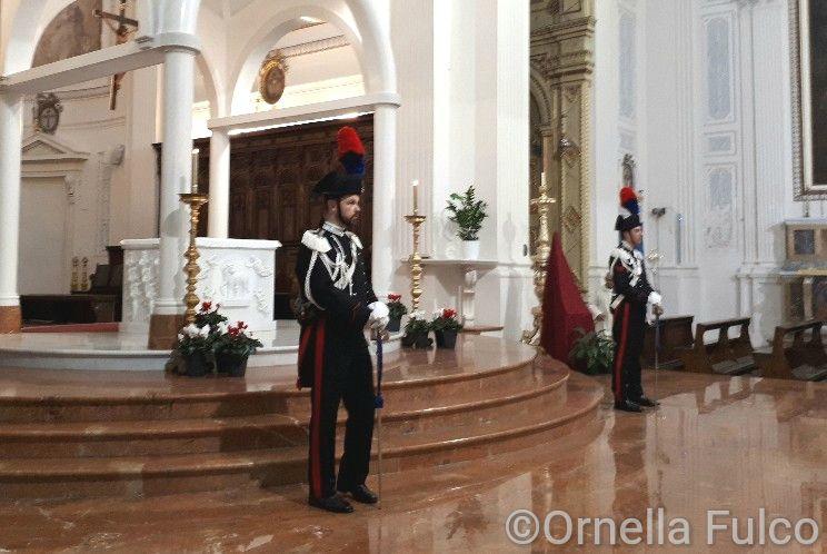 Virgo Fidelis, patrona dei Carabinieri