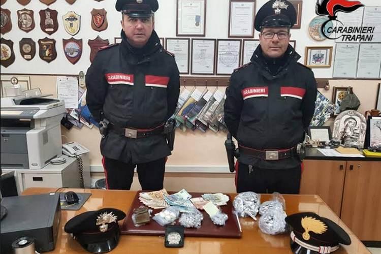 Corigliano, arrestato per spaccio di droga un uomo già noto alla polizia
