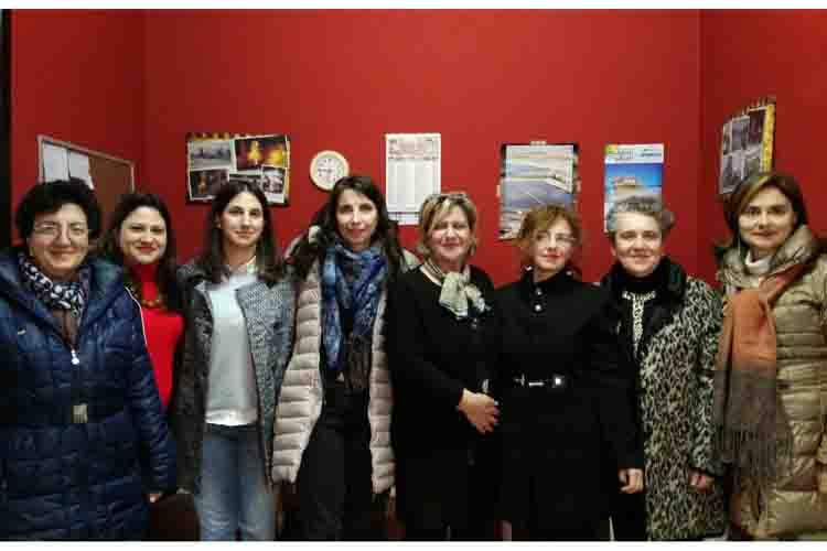 Nasce una sezione del centro italiano femminile trapani oggi for Composizione del parlamento italiano oggi